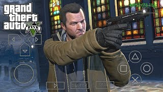 How To Download And Install GTA 5 PPSSPP Mod GTA VCS In Any Android Device