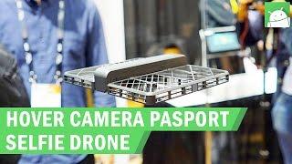 Hands-on: Hover Camera Passport (selfie drone)