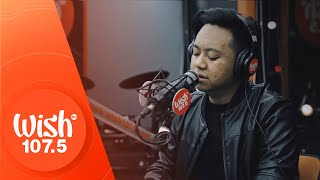 "EJ De Perio performs ""Tama Na"" LIVE on Wish 107.5 Bus"