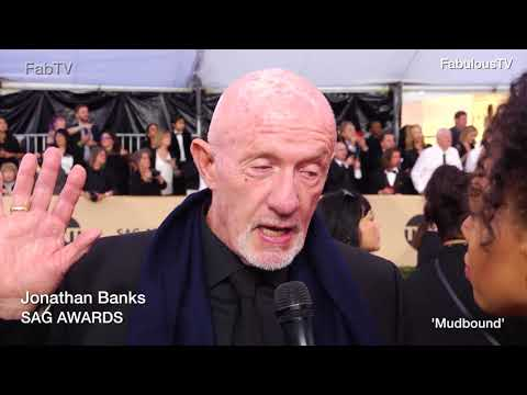 Jonathan Banks at 2018 SAG AWARDS on FabTV