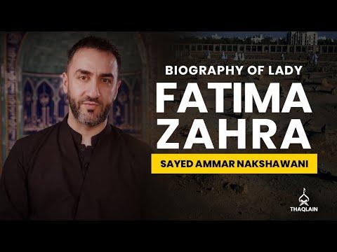 10 - Biography of Lady Fatima Zahra  - Sayed Ammar Nakshawani