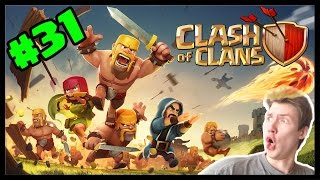Clash of Clans #31 - Ach, to fúkatko! | SK Let's play | HD