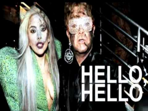 Lady GaGa - Hello Hello ft Elton John (Official Full Version)