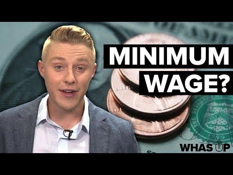 The History Of Minimum Wage