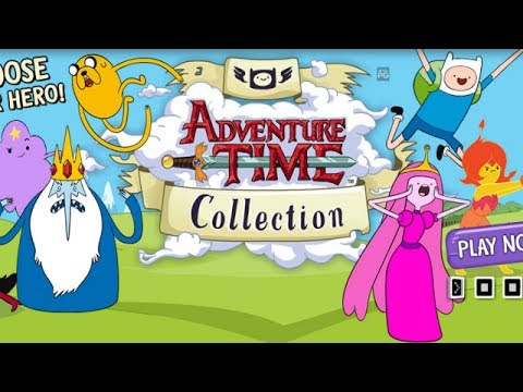 Adventure Time Game Collection