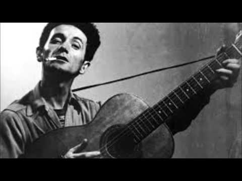 Woody Guthrie - House of the Rising Sun