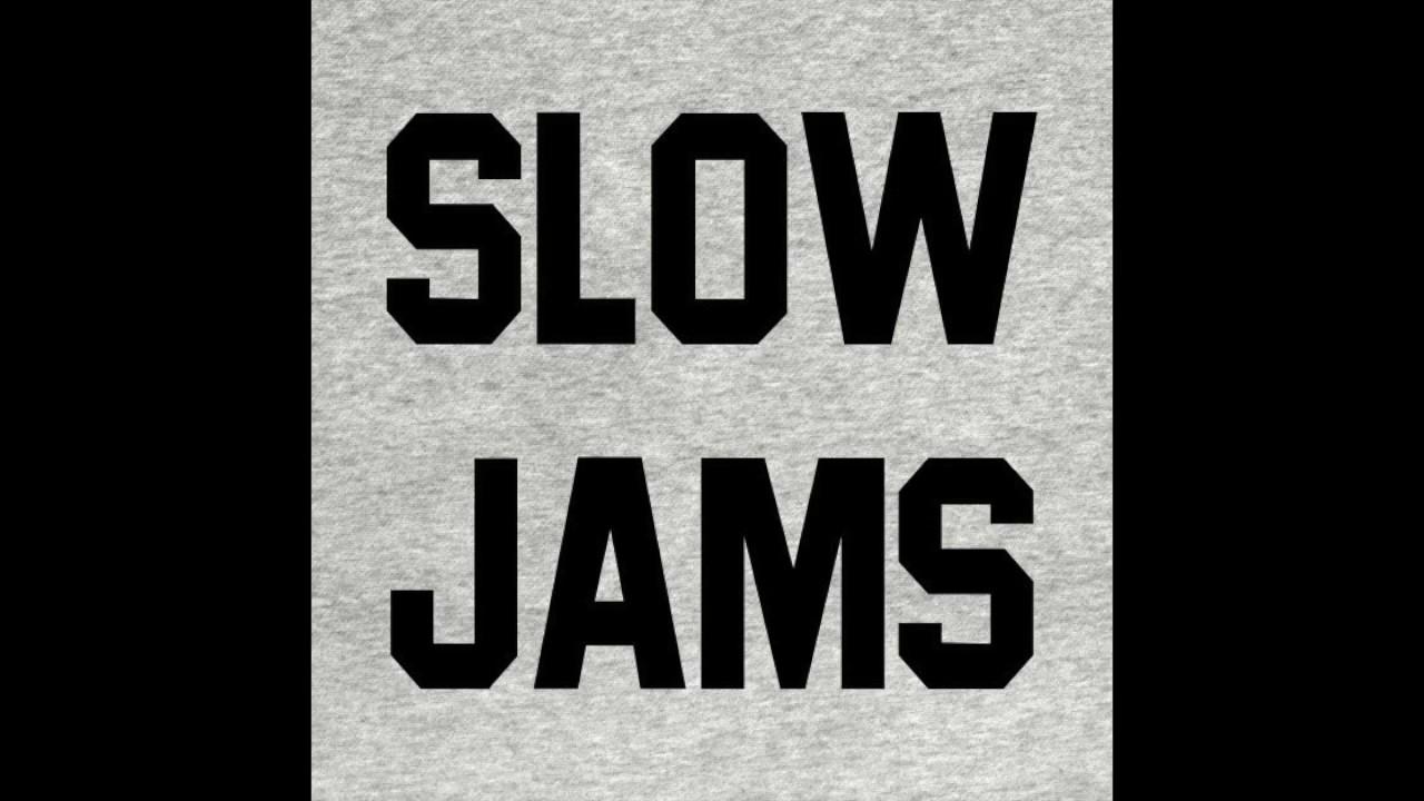 R&B Slow Jamz Mix