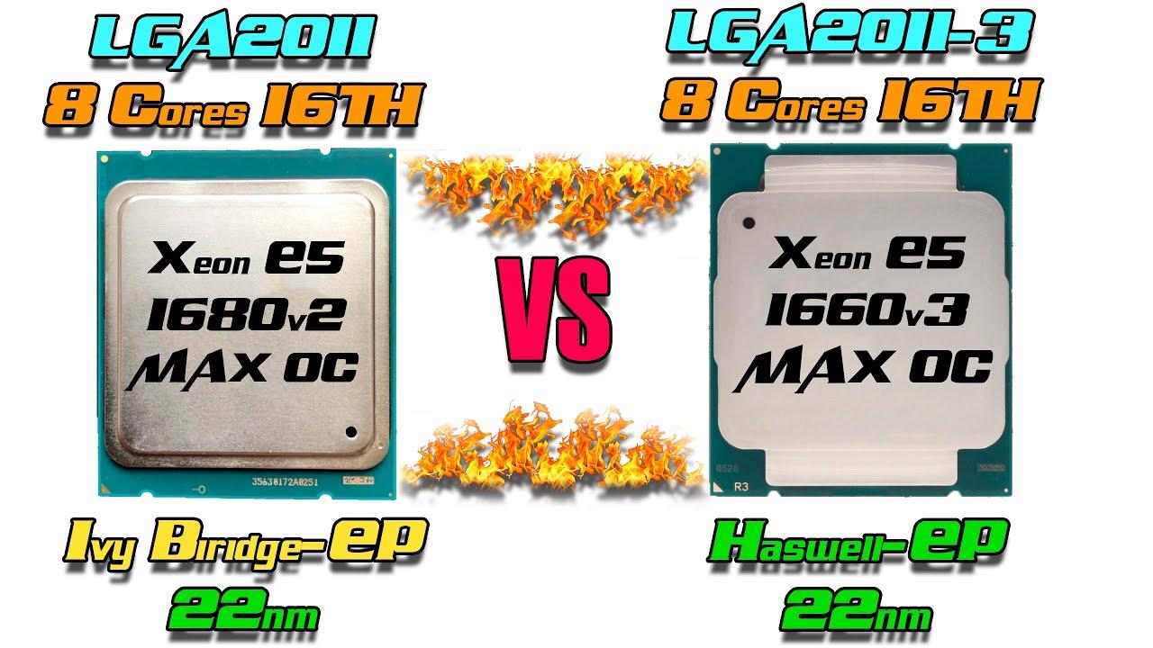 Самый мощный игровой ПК с AliExpress. Разгон на Китайской материнке Xeon-ов E5 1680v2 vs E5 1660v3