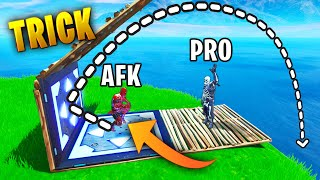 When Pro Players Meet AFK Player!! -  Fortnite Daily Moments Ep.1379