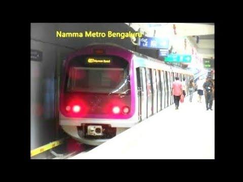 Bangalore namma metro underground section a positive step