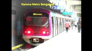 Bangalore Namma Metro Underground section | A Positive step