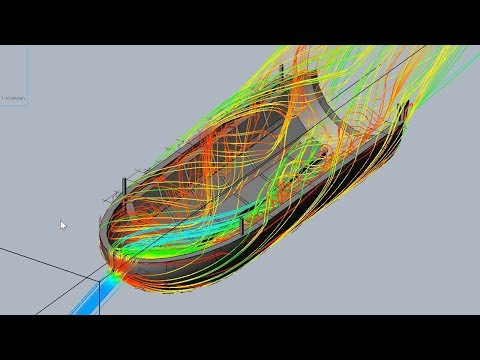 Falcon 9 Reusable Fairing Reentry - Rough Approximation Model Simulation