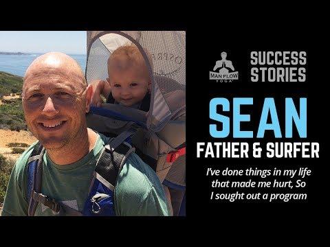 Sean - Father, Surfer, US Navy Veteran - Success Story