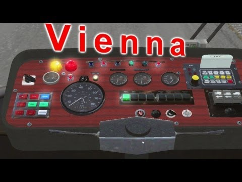 OMSI The Bus Simulator - Vienna Map Gameplay HD