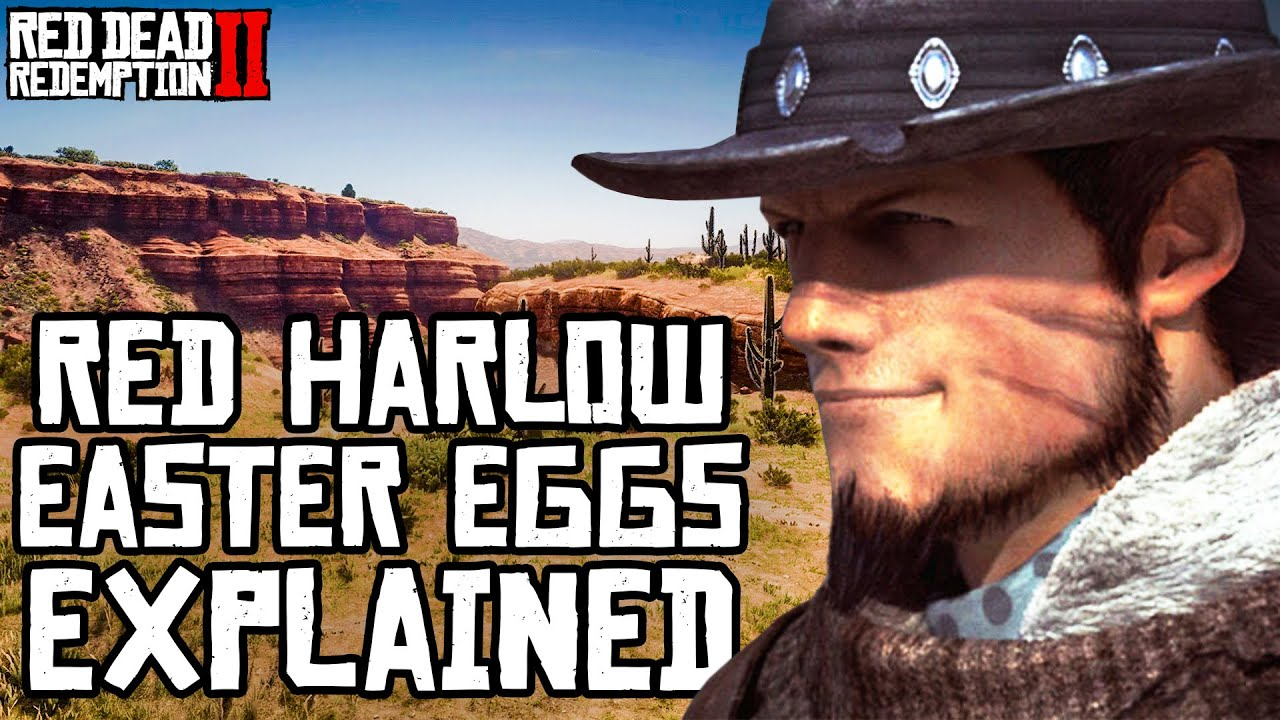 Red Harlow Easter Eggs Explained (Red Dead Redemption 2) thumbnail