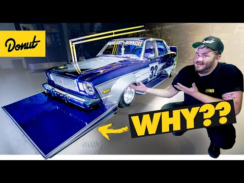 How Kamikaze Pilots Created This Absurd Car Style | Bumper 2 Bumper