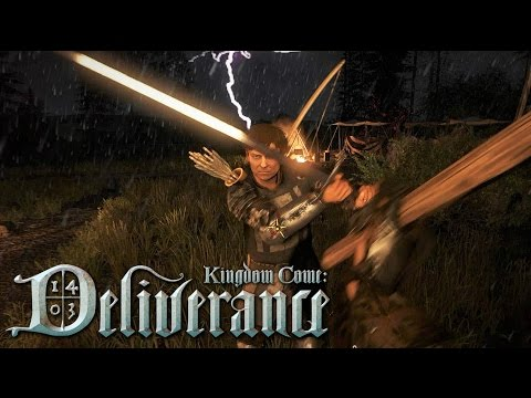 Kingdom Come: Deliverance - FUNNY MOMENTS COMPILATION