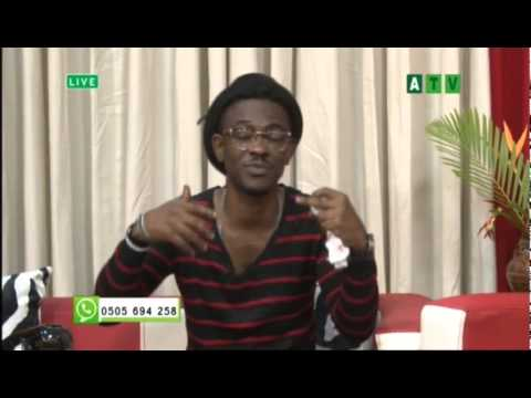 Kwame Zaggy Inviewed On Anigye Krom