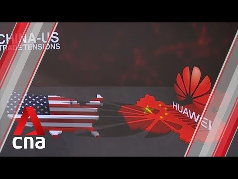 China Slams US For Putting Huawei On Export Blacklist