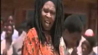the sarafina lords prayer scene