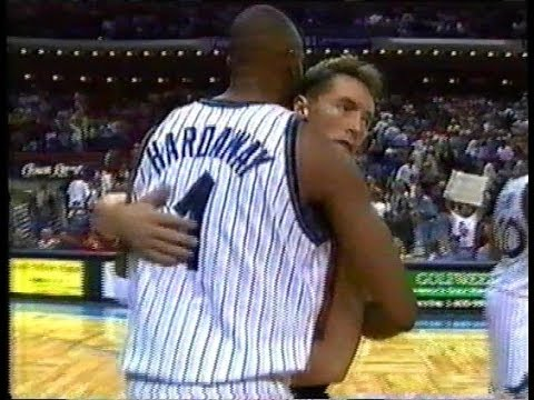NBA Greatest Duels: Penny Hardaway vs Steve Nash and Kevin Johnson (1997)