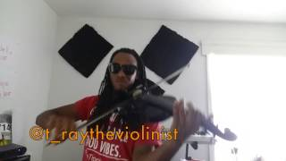 "Fetty Wap ""679""  feat. Remy Boyz (T-Ray The Violinist Cover)"