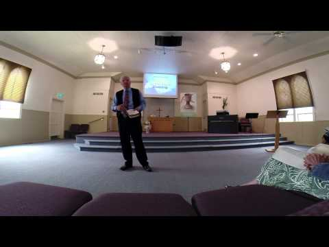Discovery Christian Church of Bend, Oregon - Sermon - Jesus tells of the end of times