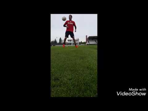 Younes laouzai football skills 14