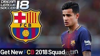 About video: watch how to get dream league soccer 2018 fc barcelona new team/squad download. dls 18 philippe coutinho ==== ...