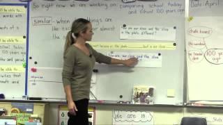 Past and Present 2 - Schools - Grade 1 Social Studies Lesson
