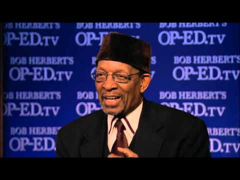 Bob Herbert's Op-Ed.TV: Fighting for Civil Rights, Then & Now with Dr. Ron Daniels