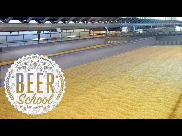 Beer School: What is Malt? | The Craft Beer Channel