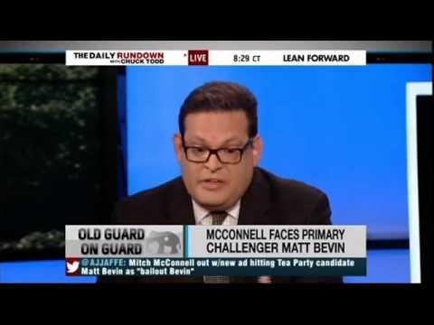 Angela Rye Political Gaggle on MSNBC's  Daily Rundown