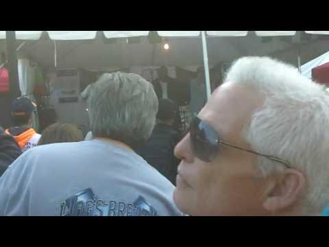 "Cash Box Kings with Oscar ""43 Street"" Wilson @ Chicago Blues Fest 2016"
