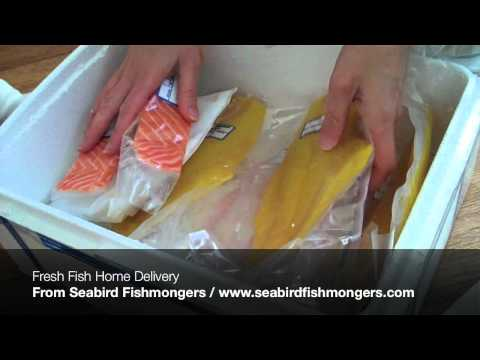 Fresh Fish Home Delivery