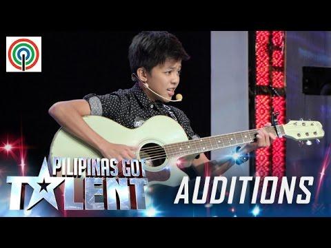 Pilipinas Got Talent Season 5 Auditions: Kurt Espiritu - Singer With Guitar
