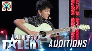 Pilipinas Got Talent Season 5 Auditions: Kurt Espiritu - Singer With Guitar