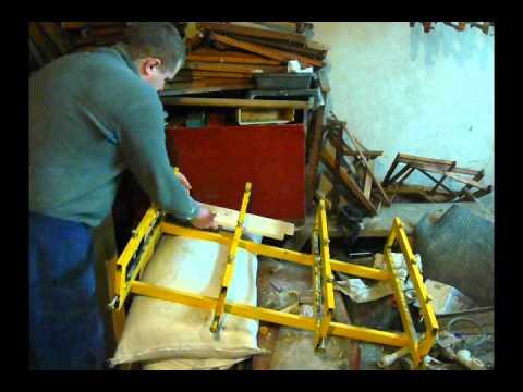 Столярные проекты: изготовление столярного (мебельного) щита - YouTube