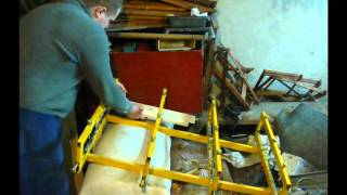 Мебельный щит и кухонная секция(В видео показано, как я любительским способом делаю мебельный щит и из которого сделана кухонная секция..., 2014-02-20T14:21:33.000Z)