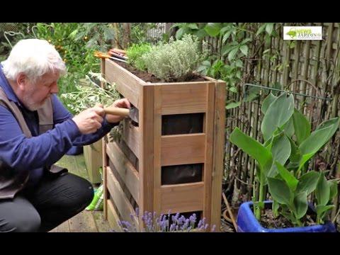 Comment r aliser un petit jardin vertical youtube - Dutronc petit jardin youtube limoges ...