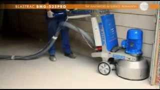 Шлифовка бетона Blastrac, мозаично шлифовальная машина, купить(, 2013-08-23T02:57:24.000Z)