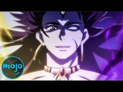 Top 10 Epic Anime Power Reveals
