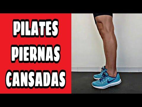 Que ejercicio hacer para mejorar la circulación de nuestras piernas cansadas *PILATES*