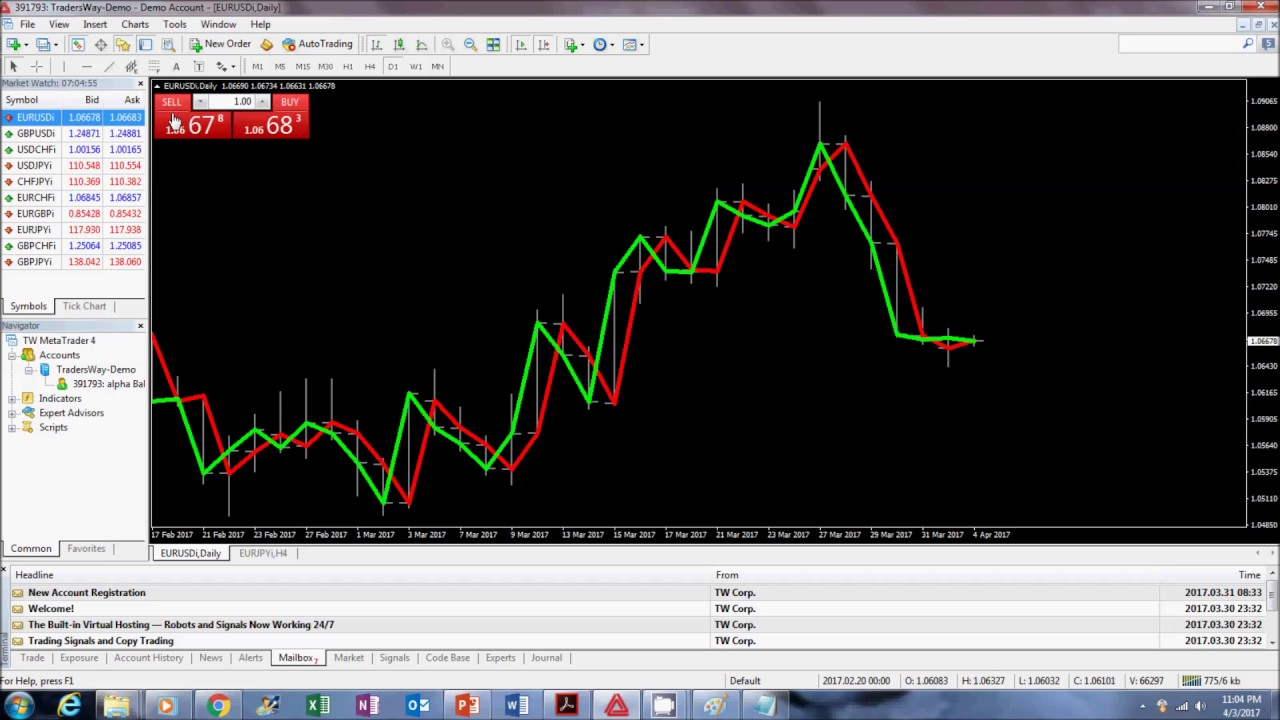 1 percent per day forex