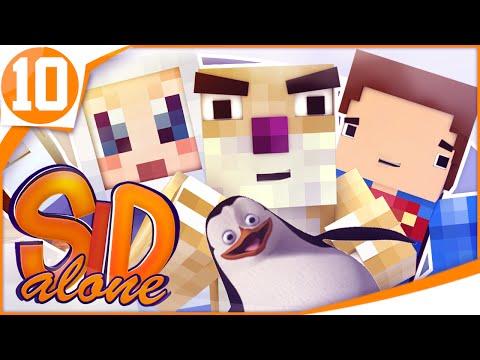 SID ALONE #10 - DZIWNY PINGWIN!?♥