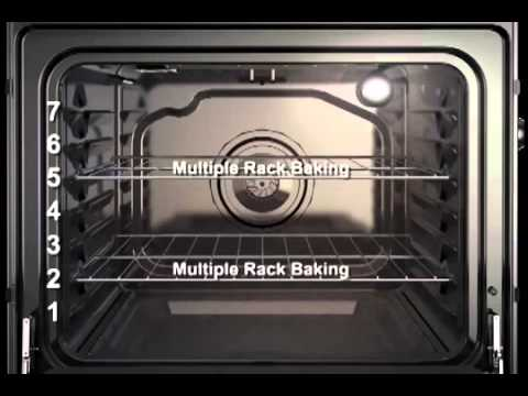 The Differences In Rack Placement In Your Oven Youtube