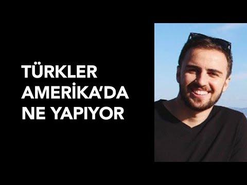 Türkler Amerika'da Ne Yapıyor? - Selman Kahya (Software Engineer at Uber)