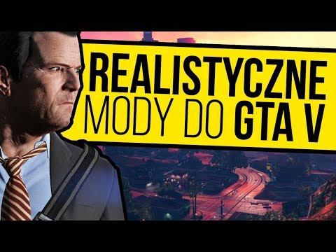Czy GTA 5 Może Być Realistyczne? Najlepsze Mody
