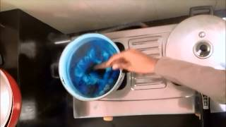 cara membuat batik ikat celup