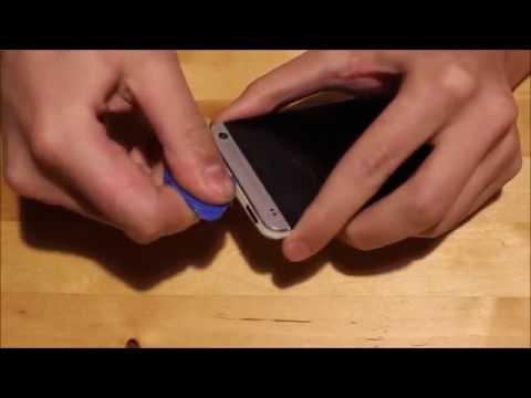 HTC One M7 Display Reparatur wechsel (German) repair